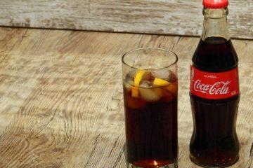 coca-cola para desentupir